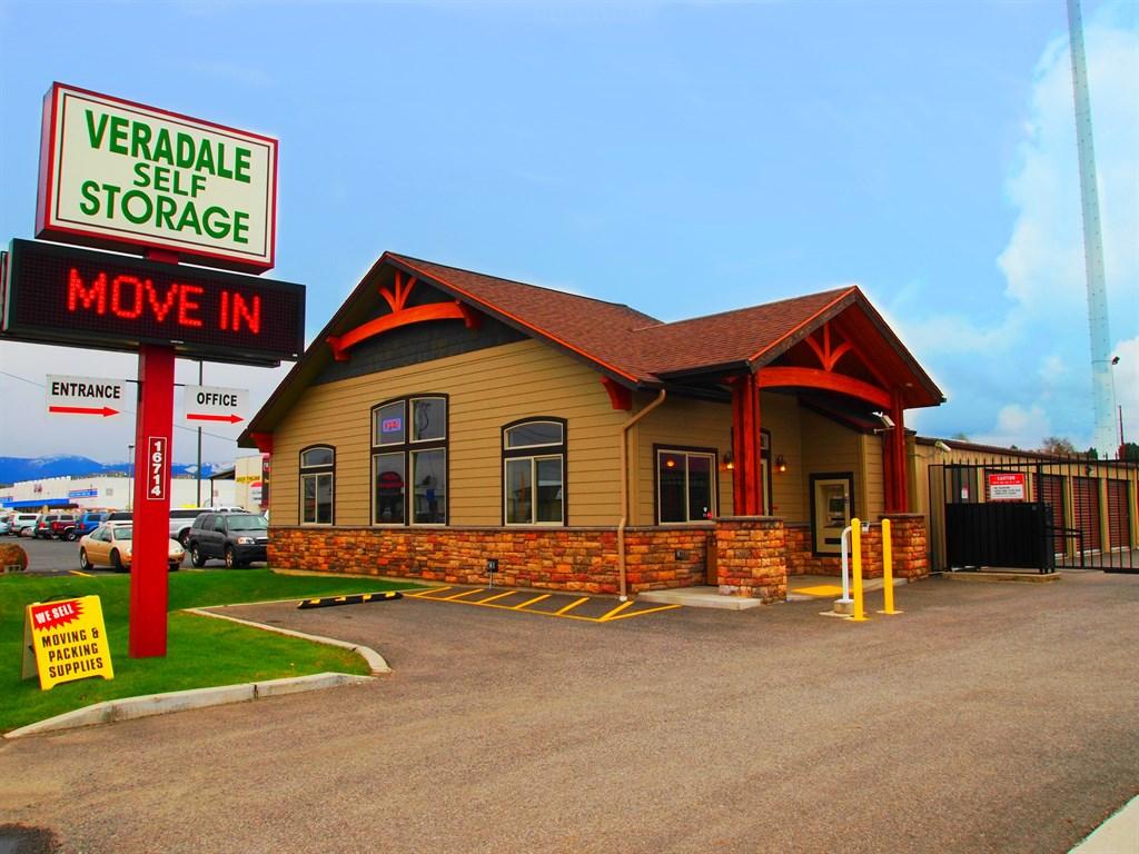 Veradale Self Storage Spokane Valley Wa 99037 Angies List