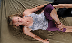 $48 for 60 Minutes of Zen Shiatsu