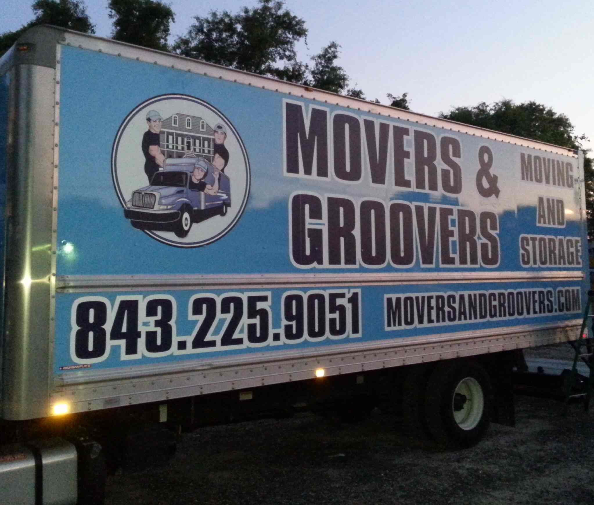 Movers Amp Groovers Charleston Sc 29414 Angies List