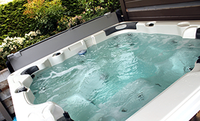 $100 for Three Months of Spa or Hot Tub Maintenance