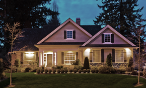 $1,278 for 6 LED Front Yard Lighting System