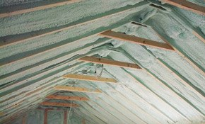$799 for Spray Foam Insulation and Whole...