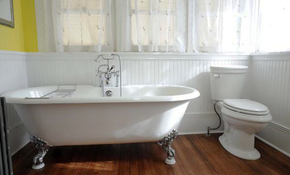 $383 for a Standard Bathtub Refinish