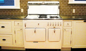 $300 for $600 Credit Toward Antique Appliance...