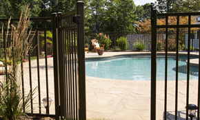 $1,499 for 50 Linear Feet of Aluminum Fence...