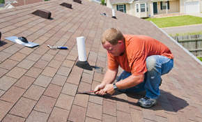 $445 for a Professional 25-Point Roof Inspection...