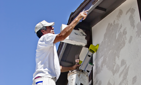 $535 for Two Exterior Painters for a Day