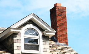 $159 for Chimney Sweep, Inspection, and $100...