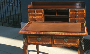 $100 for $150 Credit Toward Furniture Restoration,...