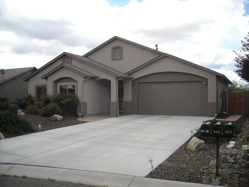 Certapro painters of northern arizona flagstaff az for Arizona exterior house colors
