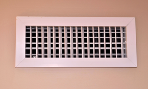 $620 Air Duct Cleaning for 2 Systems