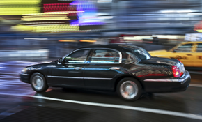 $195 for 3 Hours of Chauffeured Sedan Services...