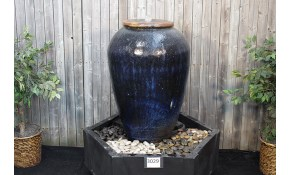 $3,375 for a Ceramic Vase Fountain Installation