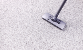 $159 for 5 Rooms of Eco Friendly Carpet Cleaning/Deodorant...