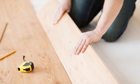 $50 for $150 Credit Toward Flooring Installation