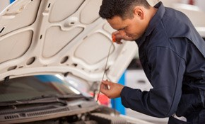 $199 for a BG Transmission Fluid Flush Plus...
