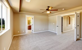 $190 for Five Rooms of Carpet Cleaning