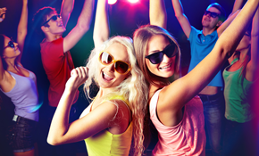 $450 for a 4-Hour Interactive DJ Party Package