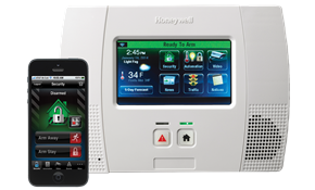$499 for a Honeywell Alarm System Installation