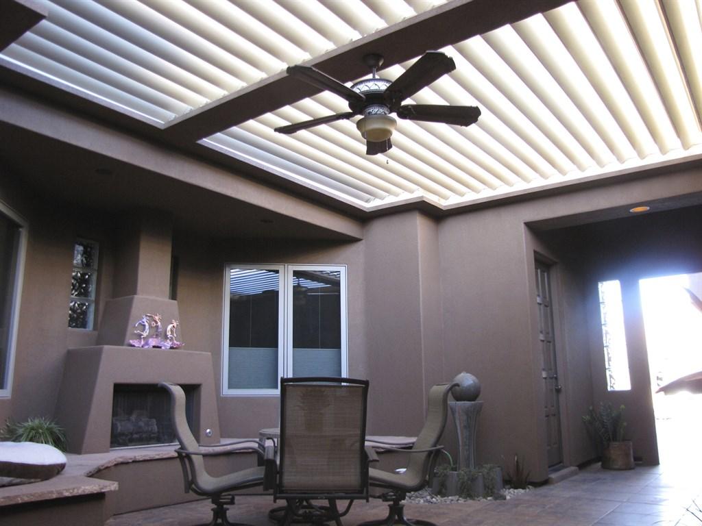 Equinox Louvered Roof South Texas San Antonio Tx 78217