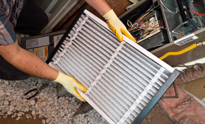 $159 for a Furnace Tune-Up and New Filter,...