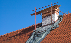 $899 to Install New Lead Chimney Flashing