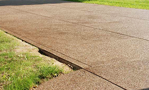 $149 for End of Season Concrete/Driveway...