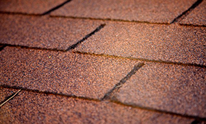 $1,500 for $2,200 Credit Toward Roofing