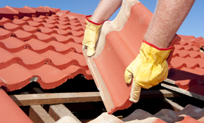 $685 for a One-Story Tile Roof Tune-Up