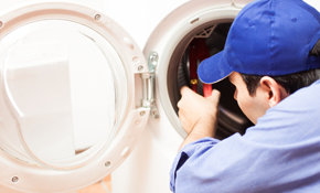 $75 for Dryer Tune-up and Cleaning Package