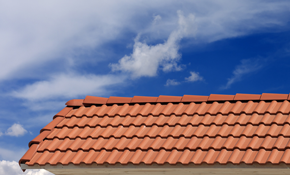 $50 for $350 Credit Toward New 3-D Roof