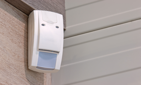 $131 for Installation of GE Motion Detector