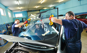 $40 for $55 Credit Toward Mobile Auto Glass...