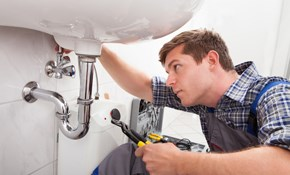 $169 Plumbing Service Call Plus 2 Hours Labor