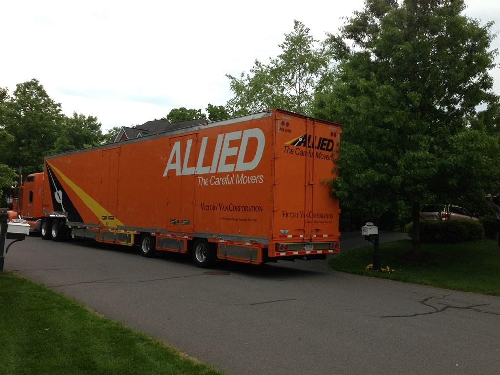 Victory Van Corporation - Allied Van lines ...