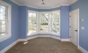 $580 for Two Rooms of Interior Painting