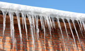 $270 for 1 Hour of Ice Dam Removal/Steaming
