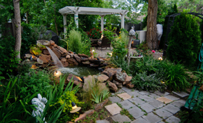 $250 for Outdoor Living Space Evaluation...