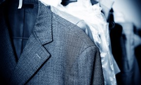 $10 for $20 Worth of Garment Dry Cleaning