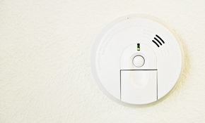 $206 for 2 Hardwired Smoke Detectors Installed