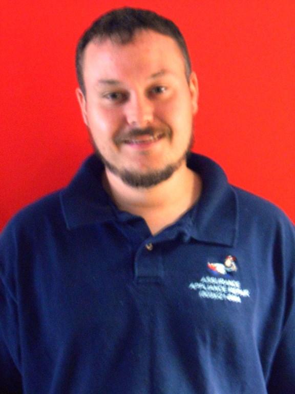 Technician Ryan Porter