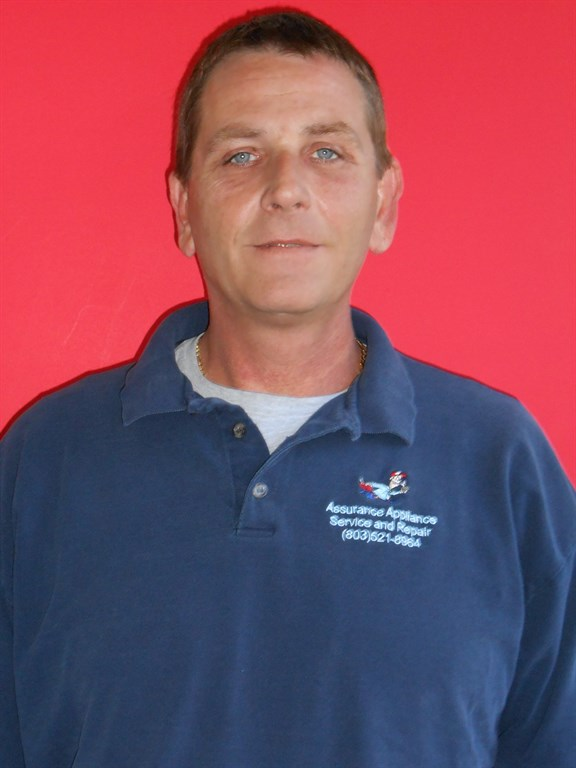 Technician Julian Colston