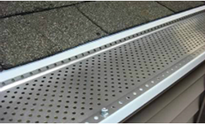 $495 for 50 Feet of Rhino Gutter Guard
