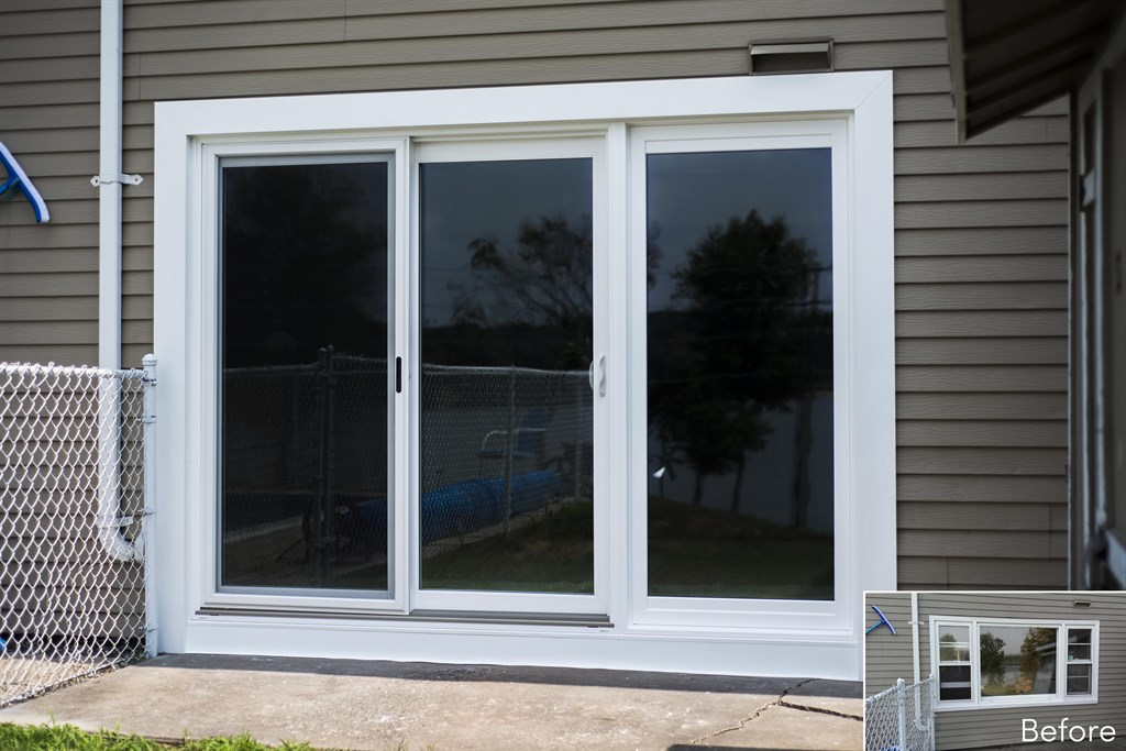 Triple Pane Sliding Glass Door Wm Homes Bjrksns Glassdoor Cabinet