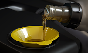 $83 for Synthetic Oil Change up to 5 quarts