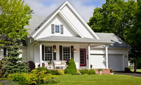 $1,935 for Two Story Exterior House Painting