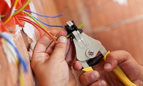 $85 for a One Hour Electrical Service Call