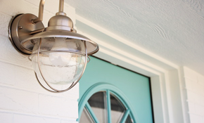 $75 to Replace an Existing Light Fixture