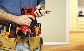 $160 for Two Hours of Handyman Service