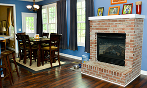 $125 for Fireplace Cleaning and Inspection...